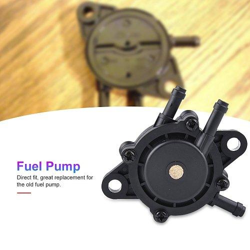 Vacuum Type Fuel Pump ATV Motorcycle Accessories Fits Mikuni 491922 691034 692313 808492 808656 For Briggs & Stratton