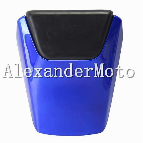 For Yamaha YZF 600 R6 1998 1999 2000 2001 2002 Blue Motorcycle Rear Seat Cover Cowl Solo Motor Seat Cowl Rear YZF600 YZFR6
