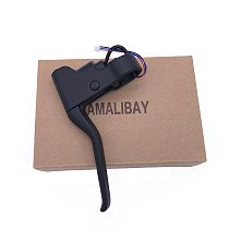 Scooter Brake Handle Brakes Lever Replacement Parts for NINEBOT MAX G30 Electric Scooter Accessories