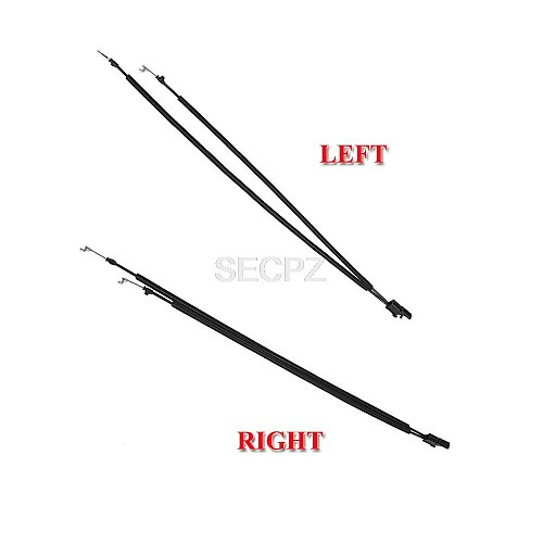 1pc Left /Right Hand Front Seat Tilt Cables For Ford Fiesta MK6 2002-2012 RH 1441167/1441166