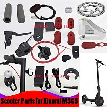 Repair Replace Spare Part Accessories Tool Mudguard Fender Kickstand Light Clasped Guard For Xiaomi Mijia M365 Electric Scooter