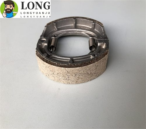 High Quality Motorcycle Brake Pad Set for SUZUKI AN 125 AN125 AN150 QS150T HS125T 2006 - 2008 Front Rear Shoe Drum 08 06 07