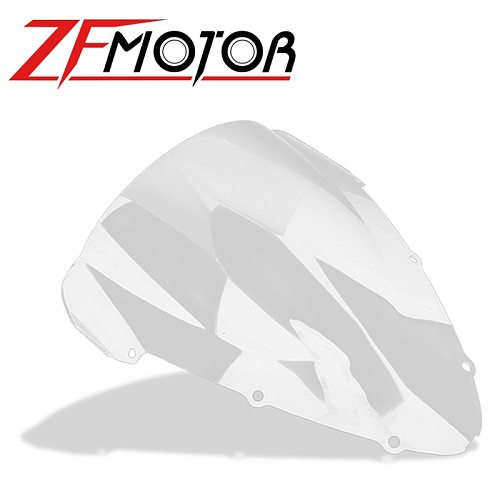 Windscreen For 2001 2002 2003 2004 2005 2006 2007 Honda CBR600F F4i CBR600F4i CBR 600 F 4i Wind Screen Deflectors Windshield