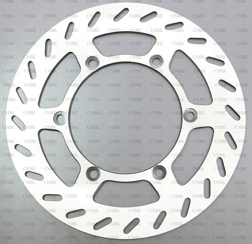 Front Rear Disc Brake Rotor for YAMAHA Dirt YZ 250 WRA WRB YZ250 1990 - 1991 90 91