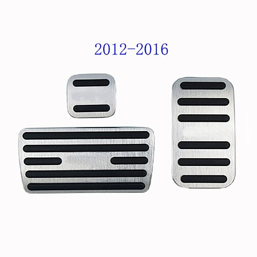 Car aluminum Accelerator Oil Footrest Clutch Throttle Brake Pedals For Honda CRV CR-V 2012 2013 2114 2015 2016 2017 2018 2019 20