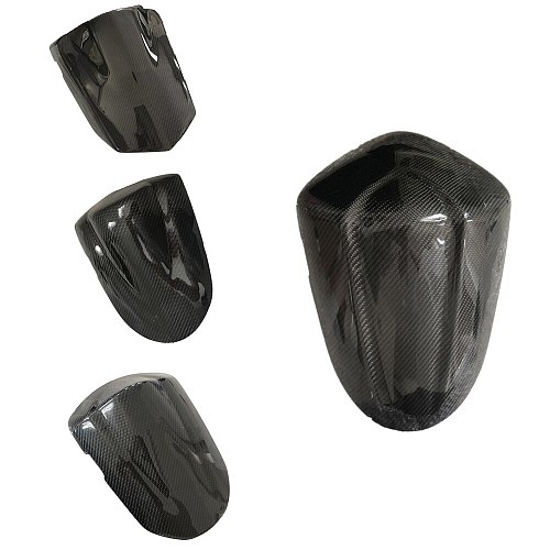 For Suzuki Motorcycle Rear Seat Cover Tail Fairing Cowl Carbon Color for GSXR 600 750 04-05 06-07 08-10 GSXR1000 05-06 2017-2019