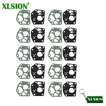 XLSION 10 Sets Carburetor Diaphragm Gasket Kits For Briggs & Stratton 495770 795083 5083H 5083K 7721 520175