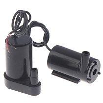 DC 5-12V Low Noise Brushless Motor Pump 3L/Min Mini Micro Submersible Water Pump