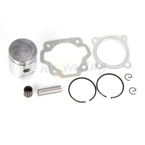 Engine 47mm Piston Rings Gasket Needle Bearing Kit For Yamaha PW80 PW 80 1983-2006