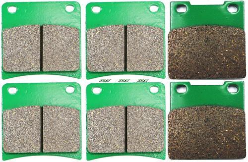 Brake Shoe Pads Set For Suzuki Gsx600f Gsx1100f Gsx 600 1100 F Katana 1988 1989 1990 1991 1992 1993