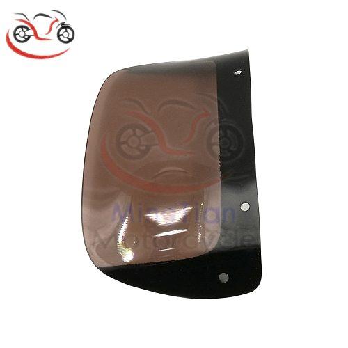 Motorcycle Wind Deflector Windshield Windscreen for YAMAHA TDR-250 TDR250 1987-1993 Dashboard Shade 87-93