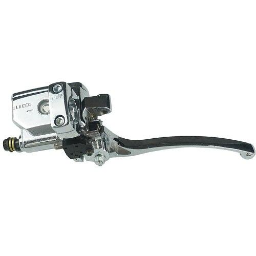1  24.5mm Universal Motorcycle Brake Clutch Master Cylinder Reservoir levers For Honda SHADOW STEED 600 400VT 600VT 750