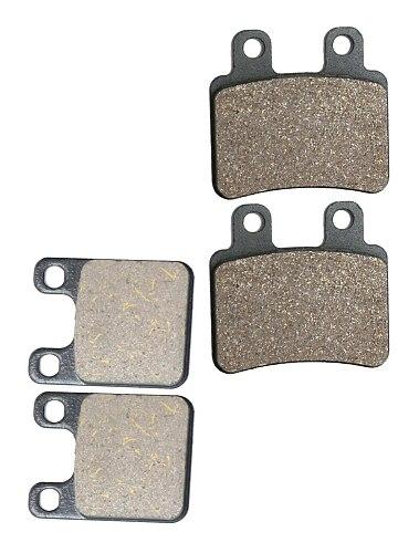 Brake Shoe Pads set fit for YAMAHA DT50 DT 50 R 2004 &up/ PEUGEOT 150 Elyseo 1998 1999 2000 2001 2002