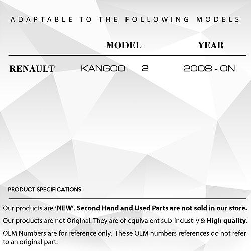 Seat Adjustment Knob For Renault Kangoo 2 RİGHT Side