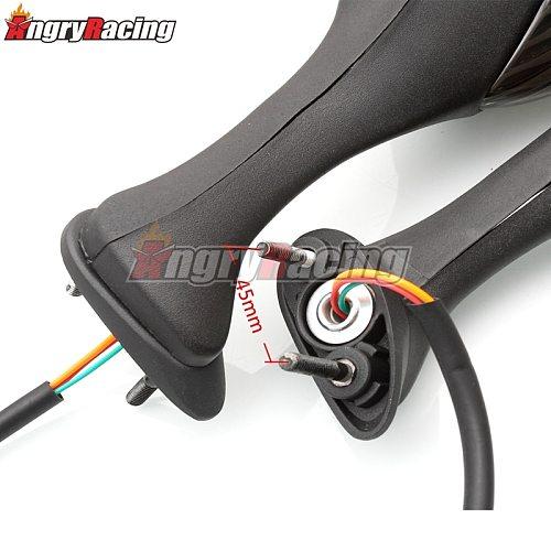 Motorcycle Rear view Mirrors For Honda CBR1000 CBR 1000 RR CBR1000RR Fireblade 2008 2009 2010 2011 2012 2013 2014 2015 2016
