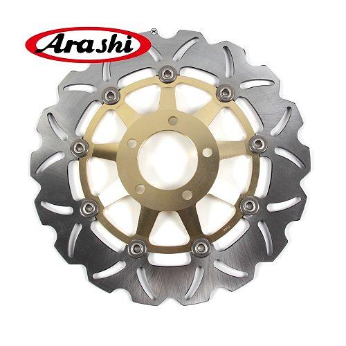 Arashi For SUZUKI GSF BANDIT 1200 1996-2005 CNC Front Brake Disc Rotors 1996 1997 1998 1999 2000 2001 2002 2003 2004 2005