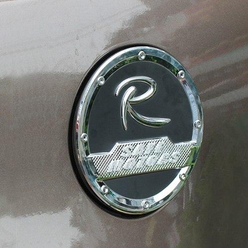 ABS Exterior Car Oil Fuel Tank Gas Cap Cover Trim Sticker FOR KIA SPORTAGE R 2011 2012 2013 2014 2015 Car-styling Accessories