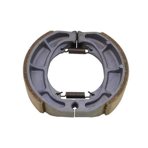 High Quality Motorcycle Rear Wheel Brake Shoe Drum Brake For Suzuki AN125 AN 125 125cc Spring Brake Replacement