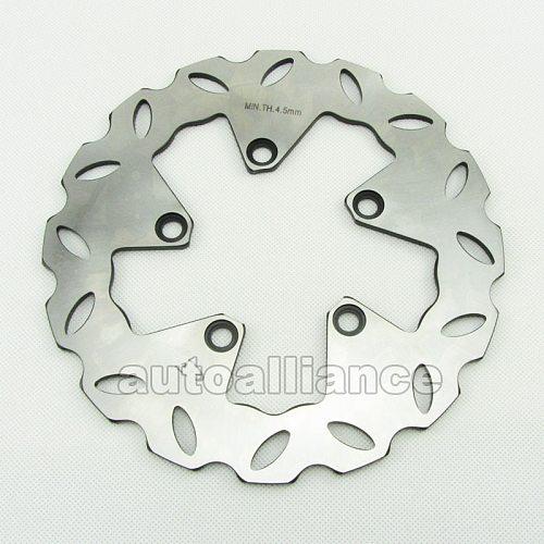 Rear Brake Disc Rotor for Suzuki Katana GSX600F GSX750F 98-06 SV650 99-02 Hayabusa 99-07 Bandit GSF 600 650 1200 RF600R RF900R