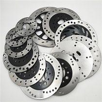 Front Rear Brake Disc Rotor 108 130 158 170 180 190MM For 125cc 150cc 200cc 250cc Quad Pit Dirt Bike ATV UTV