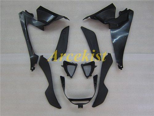 Injection Mold New ABS Full Fairings Kit fit for HONDA CBR1000RR 1000RR 2004 2005 04 05 Bodywork set Custom Free red silver