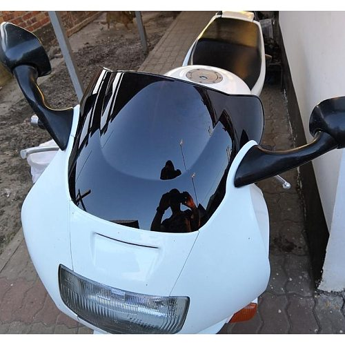 Windscreen For 1991 1992 1993 1994 Honda CBR600F  F2 CBR 600 F 2 Wind Deflectors Screen Windshield