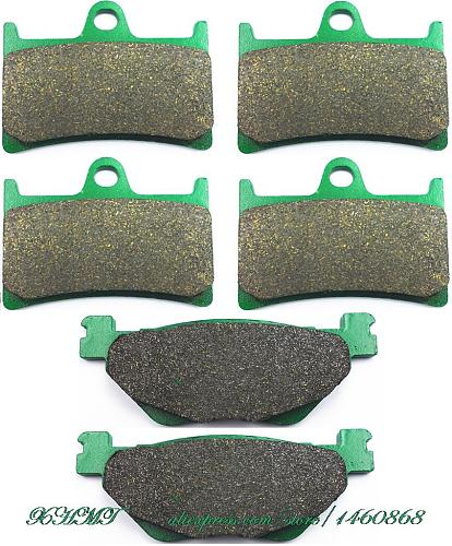 Brake Shoe Pads Set For Yamaha Xp530 Tmax530 T-Max530 Xp 530 T Max T-Max Tmax 2012 & Up / Iron Max Abs 2015 & Up