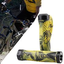 1Pair Mountain Bike Bicycle Dust Caps Handlebar Protective Covers Lock Grip Riding Tools MTB Grip Bicycle Accessories And Pieces