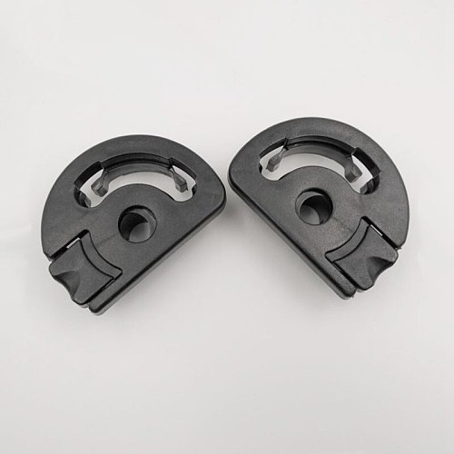 1 Pair Auto Front Left Right Seat Adjuster For Peugeot 307 Seat Armrest Mount Bracket Support For Picasso Triumph 408