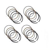 4 Pcs Motorcycle Engine STD Size 75mm Piston Rings For Suzuki GSXR1000 GSX-R1000 GSXR GSX-R 1000