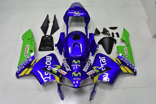 CBR 600RR 2003 Full Body Kits CBR 600RR 04 Abs Fairing for Honda CBR600RR 2003 - 2004 Plastic Fairings movistar