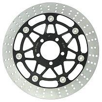 Motorcycle Front Brake Disc Rotor For Kawasaki ZL600 ZX-6R Ninja ZX 600 636 ZZR600 90-08 GPZ900 GTR1000 Z1000 GPZ1100 ZR750 Z750
