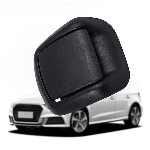 Seat Adjust Handle Frosted Shell Easy Installing 1417521 Vehicle Interior Ornament for Front Left Seat