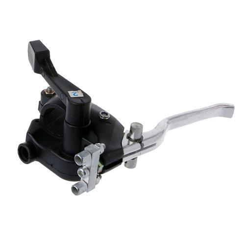 Universal Dual Brake Thumb Throttle Lever Mini 2 stroke ATV Quad 4 wheeler 43cc 47cc 49cc 7/8  handlebar thumb throttle