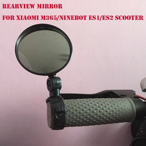 Outdoor Scooter Inverted Mirror Electric Scooter Rearview Mirror Scooter Accessories Replacement Accessories For Xiaomi Mijia