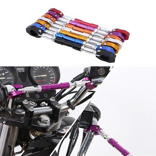 Motorcycle Universal 22 MM Handlebar Motorbike Grips Handle Bar Steering Wheel Strengthen Cross Bar Dirt Pit Bike