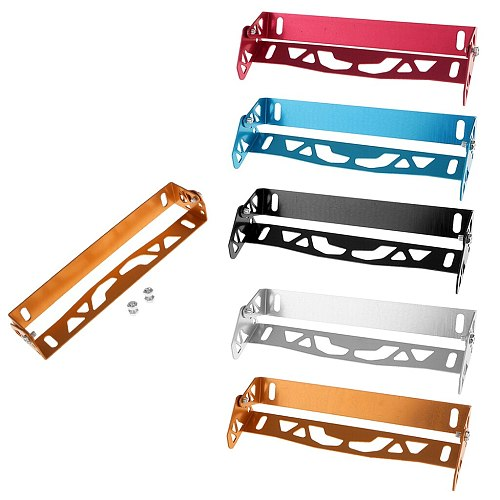Aluminum Car Auto Racing License Plate Frame Tag Holder Universal