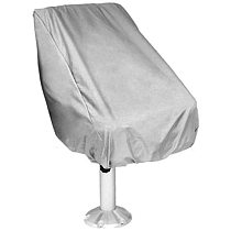 Boat Seat Cover, Outdoor Waterproof Pontoon Captain Boat Bench Chair Seat Cover, Chair Protective Covers