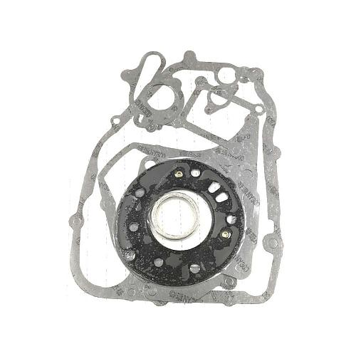 Motorcycle Engine Head Cover Muffler Cylinder Block Cover Gasket Kit for Yamaha TZR125 TZR 125 Motorbike Accessories