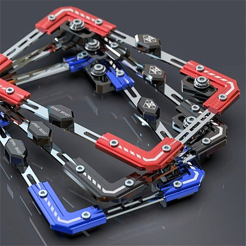 Telescopic license plate frame modification accessories scooter general license plate holder for rear license plate holder