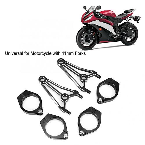 Motorcycle Headlight Mount Bracket Fork Support Accessories Fit for Yamaha motorcycle accessories headlight motorcycle 41mm