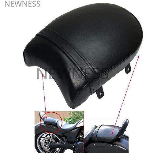 Motor Rear Passenge Leather Pillion Pad Seat for Victory Vegas Egas 8 Ball /Boardwalk /Judge /High Balls /Gunner