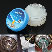 Hot Sale 1Pcs White Grease Lubricating Oil Lubricated Plastic Gear/ Mechanical Equipment/ Printers Bearing Oil Car Accessories