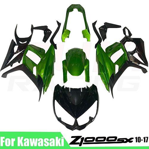 Z1000SX Fairing kit Full Complete cover ABS Injection molding Frame For Kawasaki Z1000SX Z1000 SX Z 1000SX 2010 2011 2012-2017