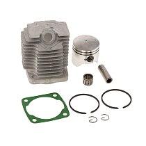 1 Set 44mm Aftermarket Cylinder Piston Pin Rings & Circlips Rebuild Kit