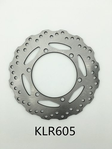 Brake disc Brake disc for Kawasaki KLR650 rear 2008-2019