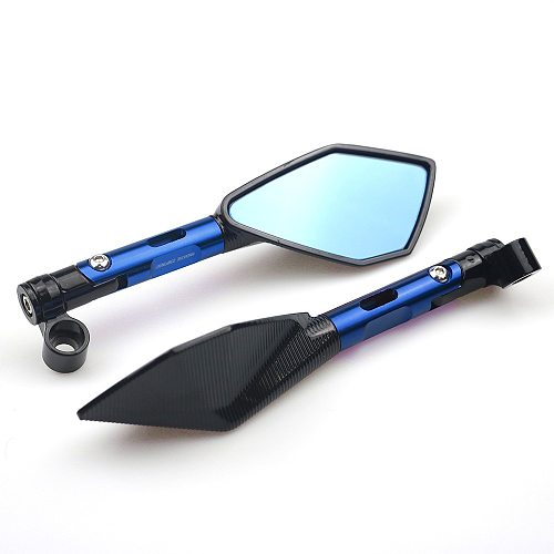 Motorcycle Rear View Mirror RIZOMA Sports Car Rearview Mirror Aluminum Alloy Rear-view Mirrors Motorcycle Accessories Universal