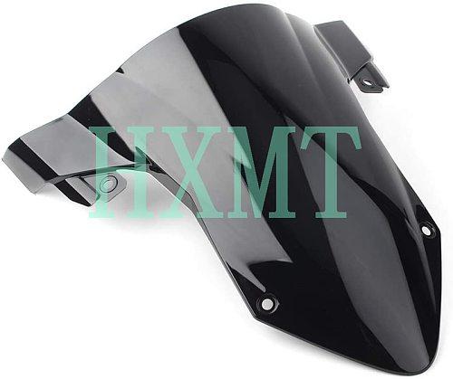 For BMW S1000RR S 1000RR S 1000 RR 2019 2020 Motorcycle screen Windshield WindScreen Double Bubble S1000 RR smoke black blue