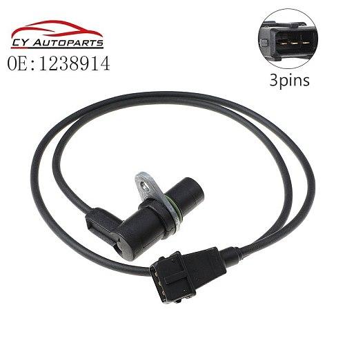 New Crankshaft Position Sensor For Opel Astra Calibra Omega B Vectra A Vauxhall 1.8 2.0 16V 1238914 90458251 5WK90541Z