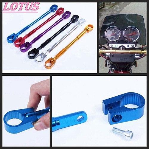 1PCS Hot Motorcycle Bike Handlebar Cross Bar Steering Wheel Strength Lever For Most 7/8  22mm Handlebar Motorcycles New Arrivel